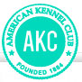 American Kennel Club list of dog breeds.